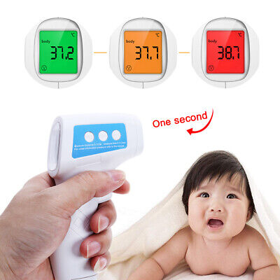 Adult Baby Body Non-Contact Thermometer Digital Forehead Infrared Medical Kit AU