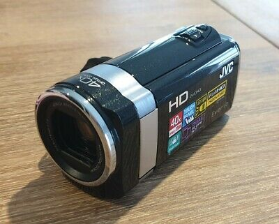 JVC Everio HD  Digital video camera