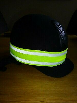 High Visibility Reflective Hat Band Elasticated - One Size