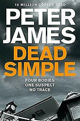 Dead Simple (Roy Grace), James, Peter, Used; Good Book
