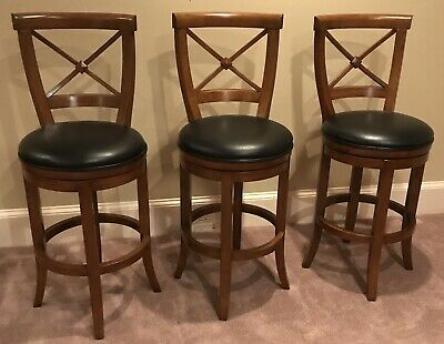 Outstanding Frontgate Ellison Swivel Bar Height Counter Stool 30 Seat Machost Co Dining Chair Design Ideas Machostcouk