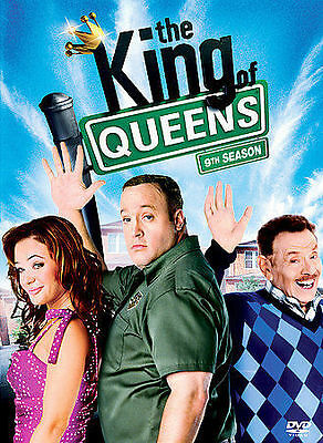 King of Queens - The Complete Ninth Season (DVD, 2007) NEW Sealed Free Shipping