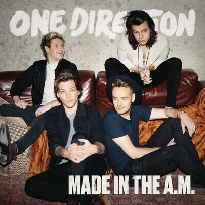 One Direction - Made In The A.M. - ID15z - CD - New