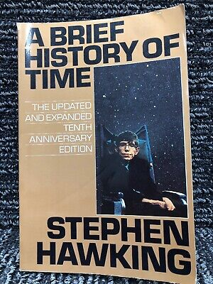 A Brief History of Time by Stephen Hawking The Updated And Expanded Tenth Anni