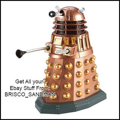 Fridge Fun Refrigerator Magnet Dr. Who: DALEK Copper Version A Specialty Die-Cut