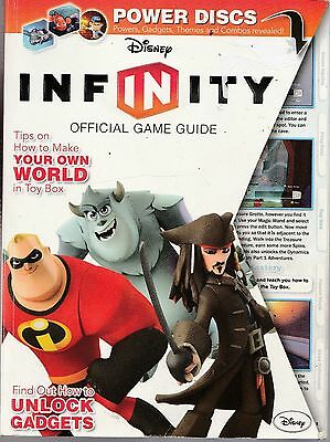 Disney Infinity Official Game Guide - Prima Official Game Guides