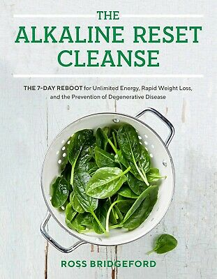 The Alkaline Reset Cleanse by Ross Bridgeford (Digitall, 2019)