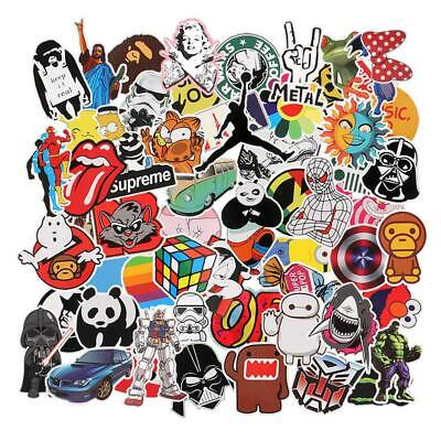Autocollant Lot [150-pcs] Graffiti Stickers vinyles pour coloré