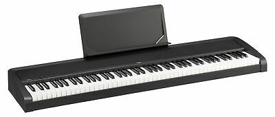 Korg B2N Digitalpiano 88 Tasten Natural-Touch-Tastatur Keyboard Einsteiger Black
