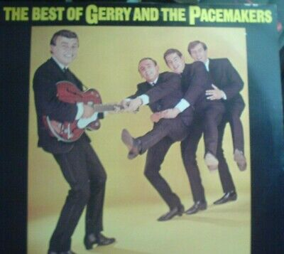 Gerry & The Pacemakers-The Best of,vinyl album