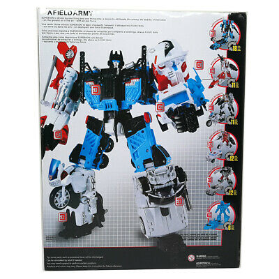 Transformer Defensor 6in1 G1 Autobot IDW Comic Robot Car Kid Gifts Toys In Stock