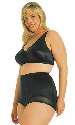 Miraclesuit Slimming Shapewear Firm Control Plus Size Double Panel Shaping Brief