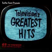 Various Artists : Televisions Greatest Hits, Vol. 1: From the 50s and 60s CD