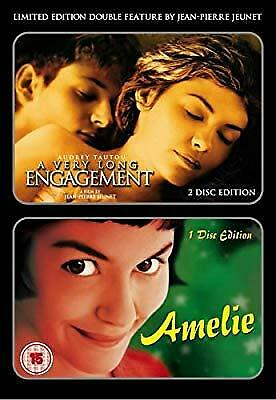 Amelie / A Very Long Engagement [DVD], , Used; Good DVD