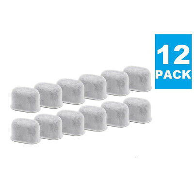 12 Disposable Replacement Charcoal Water Filters Coffee Machines Sage