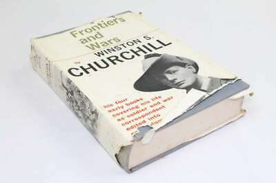 Frontiers and Wars by Churchill, Winston S., Hardcover, 1962-12-01, Acceptable