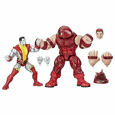 Marvel Legends 80th Anniversary X-Men Colossus and Juggernaut Kid Toy Gift