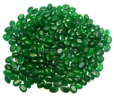 5000Ct Natural A One Quality AA+ Colombian Green Emerald Gemstone Lot DI1492