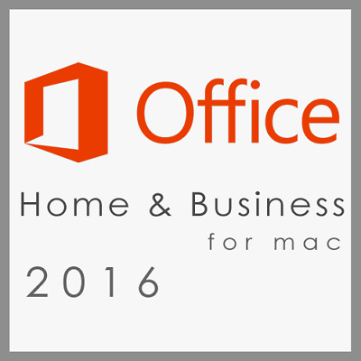 MICROSOFT OFFICE HOME and Business 2019 for Mac SALE