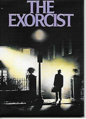 The Exorcist Original Movie Poster One-Sheet Refrigerator Magnet, NEW UNUSED