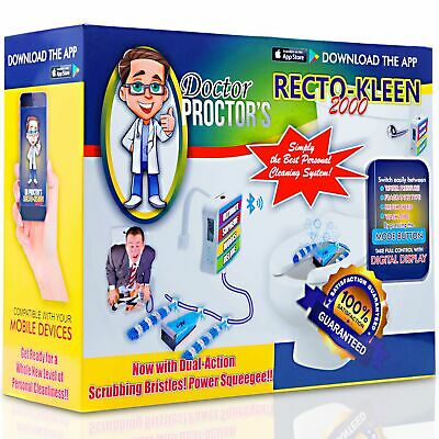 Prank Gift Boxes, Inc. Dr. Proctor's Recto-Kleen 2000! Prank Box for Adult or...