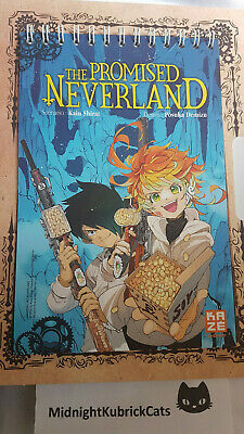 Calendrier Manga 2020.The Promised Neverland Collector Promo Calendar Calendrier