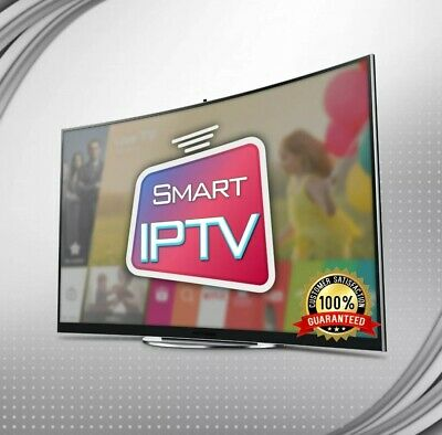 Abonnement SMART IPTV 12 Mois - TV, BOX, MAG, Android, iOS, PC + Adultes
