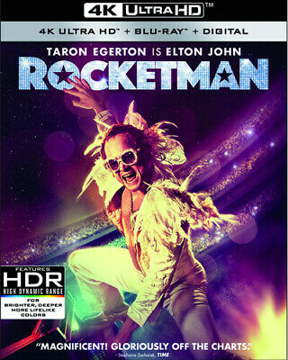 Rocketman (REGION A Blu-ray New) 032429327581