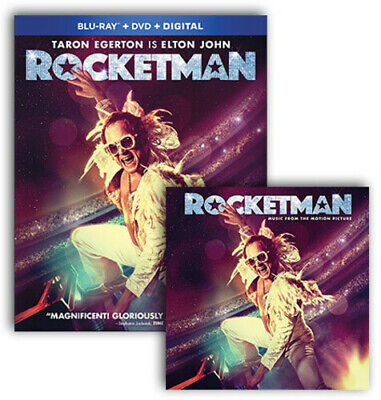Rocketman Br/Cd Bundle (REGION A Blu-ray New) Dummypid