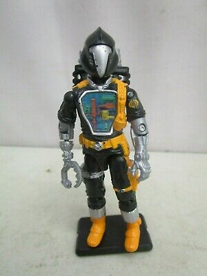 RedLasersArmy Outlaw Gi Joe Cobra Black Major