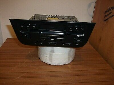Peugeot 406 CLARION pu-2184a car cd radio stereo player