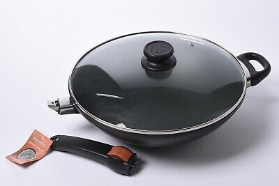 SKK Wok with Detachable Lid and Handle - Used once only