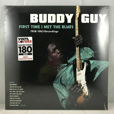 Buddy Guy - First Time I Met The Blues LP NEW