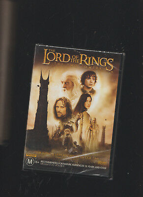 NEW/SEALED:J R R Tolkien/Lord Of The Rings The Two Towers 2 DVD Set