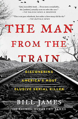 The Man from the Train by Bill James (Digitall, 2018)