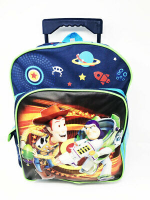 """Authentic Brand New. Disney Tron 16/"""" Large Backpack"""