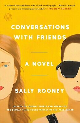 Conversations with Friends : A Novel by Sally Rooney (Digitall, 2018)