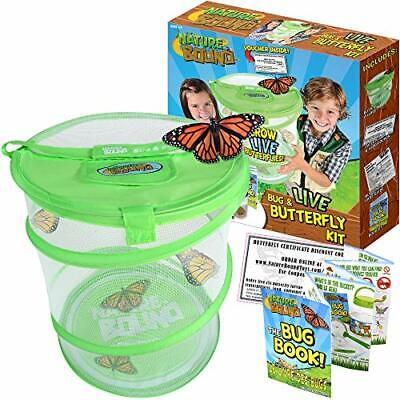 Nature Bound Butterfly Growing Habitat Kit - with Voucher to Redeem Live