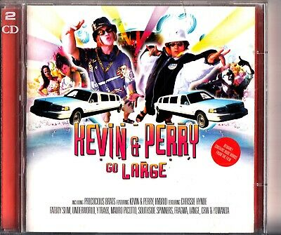 Kevin & (And) Perry Go Large 2 CD Soundtrack (Inc Ibiza Mix) Fragma/ATB/Tiesto