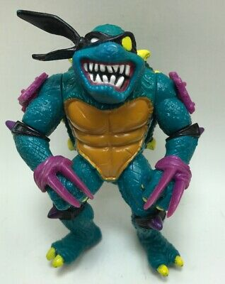 1990 Slash Teenage Mutant Ninja Turtles TMNT Vintage Figure