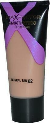 Max Factor Smooth Effect Foundation - 82 Natural Tan 30 ml