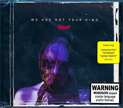 Slipknot We Are Not Your Kind CD NEW