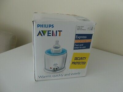 PHILIPS AVENT  Bottle Warmer  POSTAGE FREE