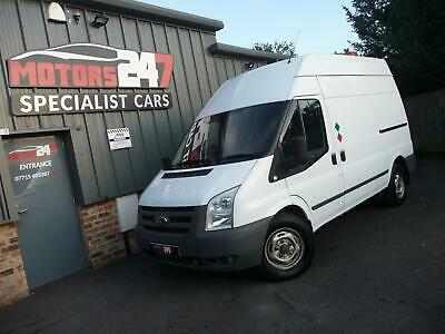 2009 Ford TRANSIT 115 T350M RWD HIGH ROOF MWB+FULLY EQUIPPED MOBILE WORKSHOP+60K