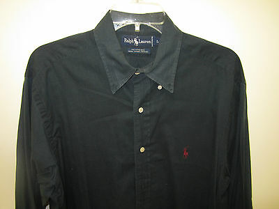 NWT POLO RALPH LAUREN MEN LS DENIM BUTTON DOWN SHIRT S M L XL XXL 100/% COTTON