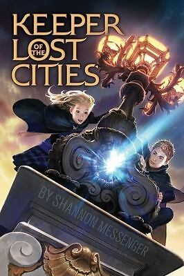 Keeper of the lost cities by Shannon Messenger (Hardback)