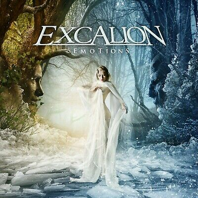 EXCALION - Emotions - CD DIGIPACK