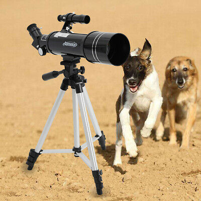 400x70mm 40070 Refractor Astronomical Telescope With Tripod For Beginners SALES