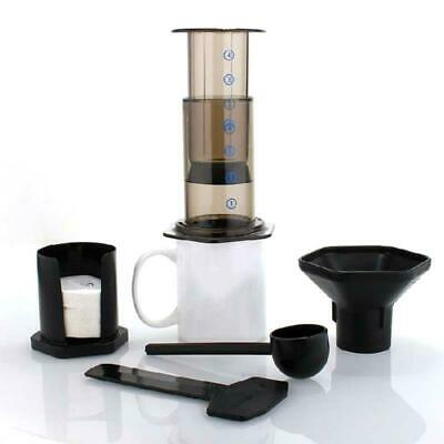 Filter Glass Espresso Coffee Maker Portable Cafe Pot For AeroPress Machine