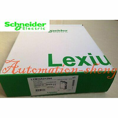 1PC New In Box Schneider servo drive LXM32AD12N4 One year warranty
